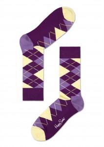 happy socks argyle AR01-055