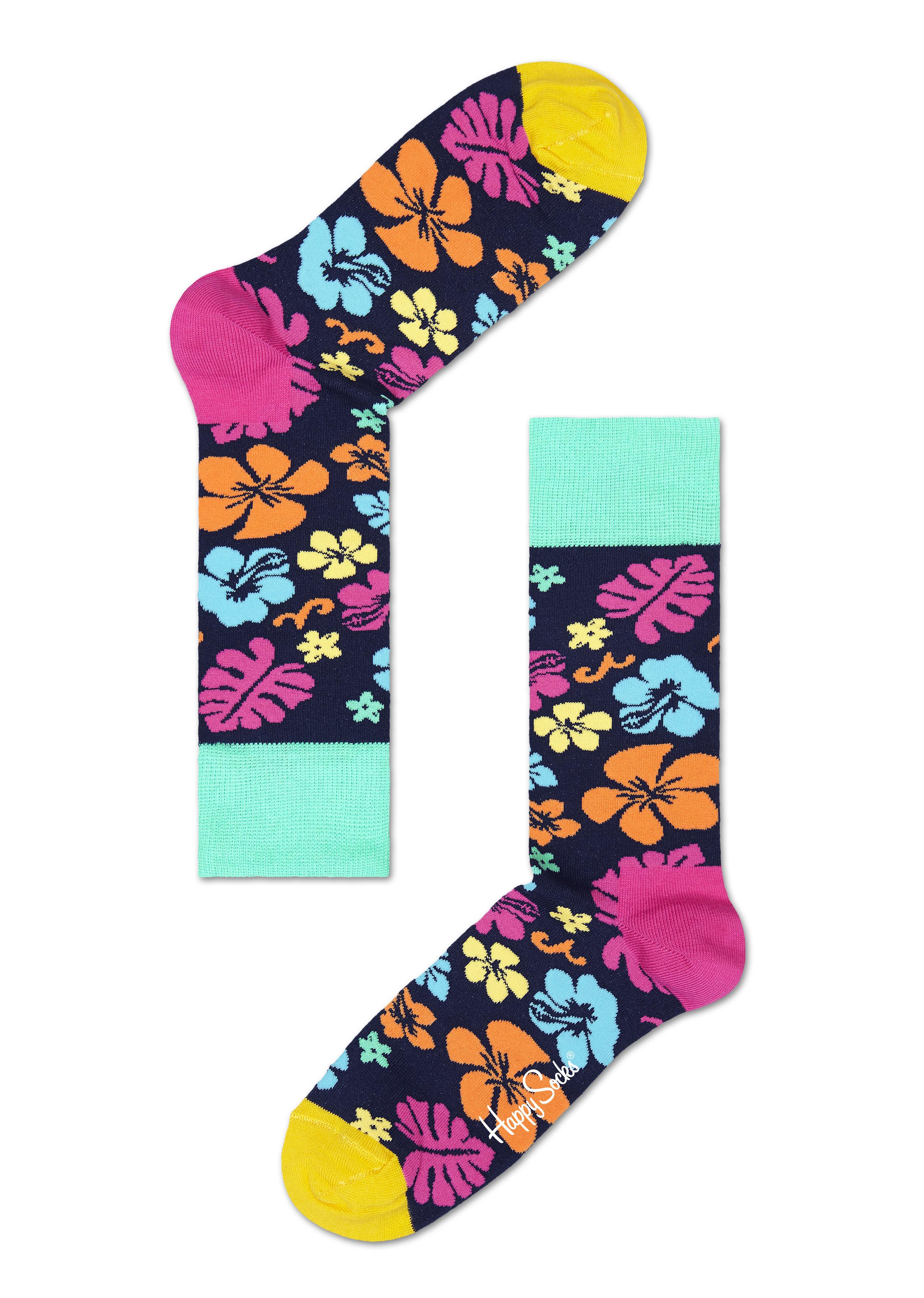 happy socks hawaii