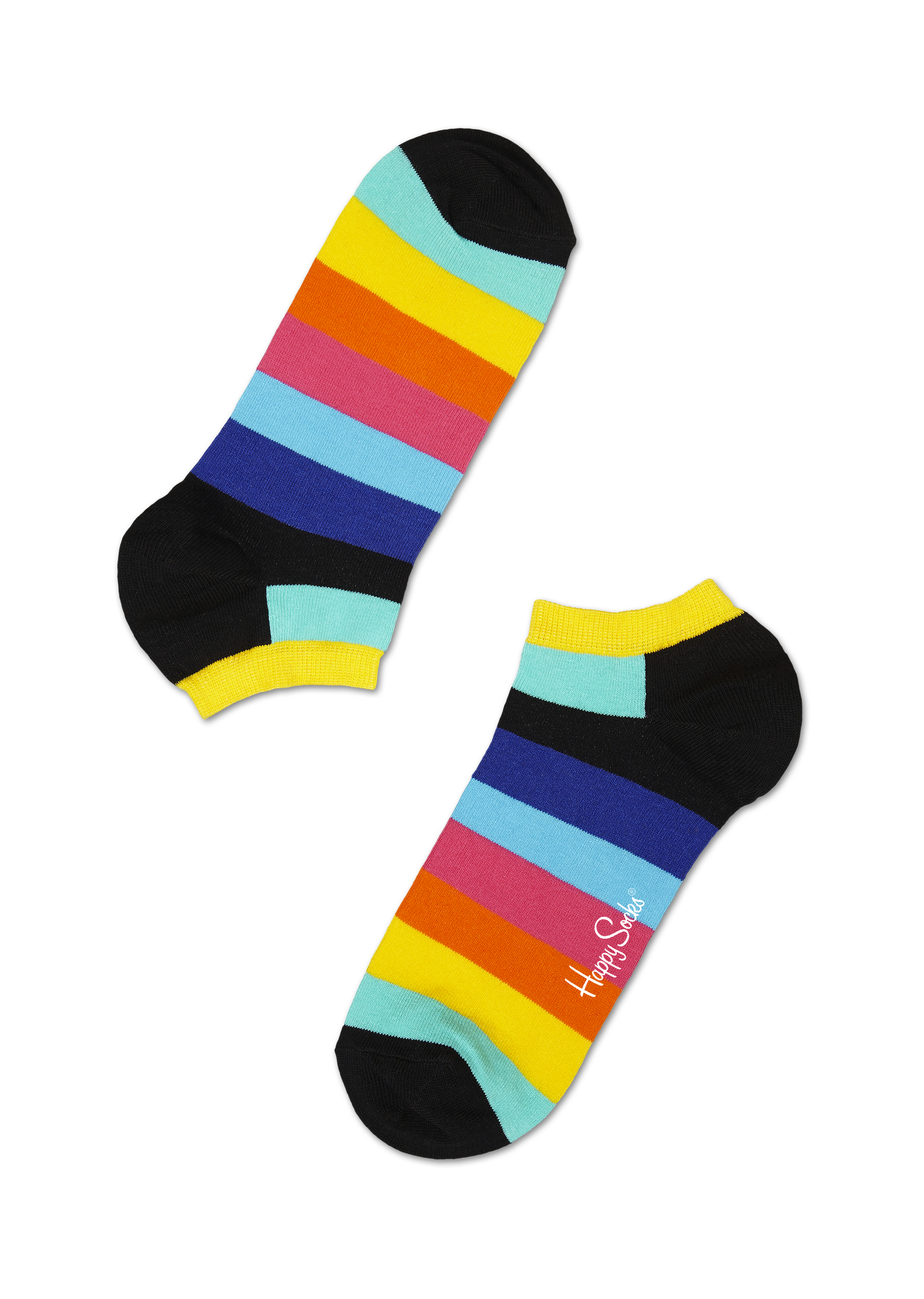 happy socks low rainbow