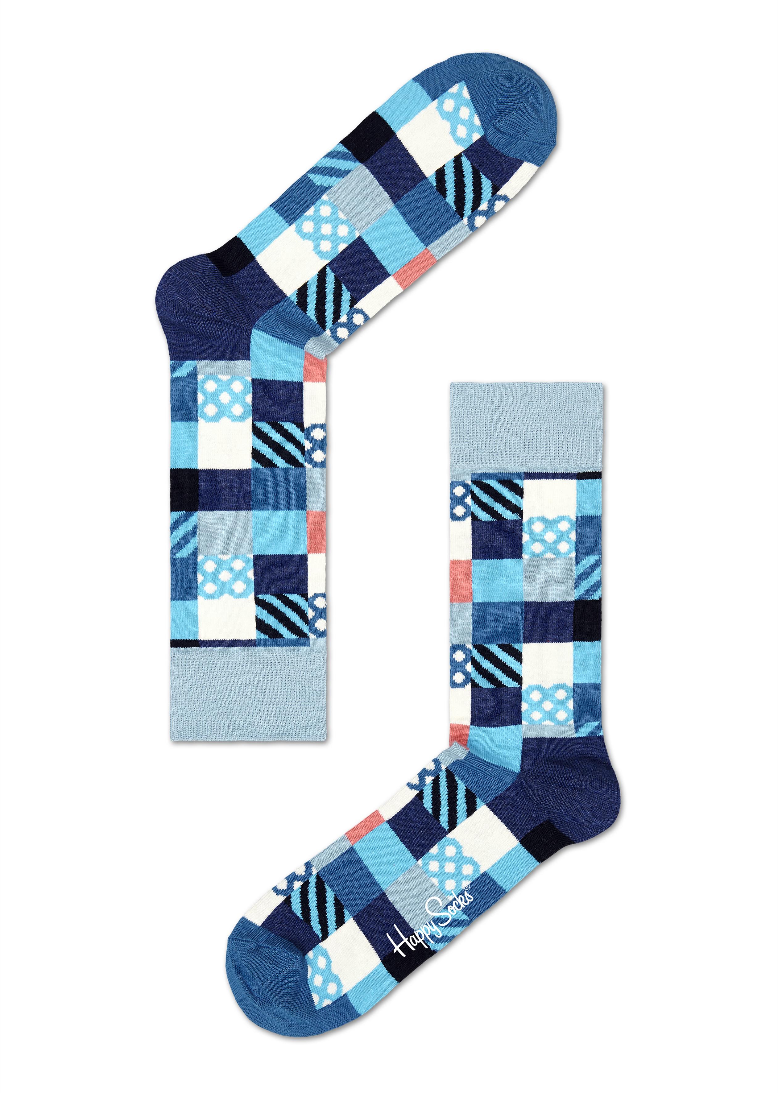 happy socks mini square