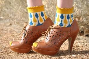 Lucienne vintage Anklet Sweet Marcel