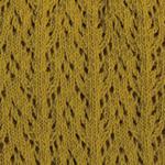 Crochet Crew Socks mosterd tabbisocks
