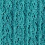 Crochet Crew Socks turquoise tabbisocks