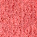 Crochet Crew Socks koraal tabbisocks