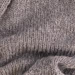 Luxury Knit Leg Warmers grey Tabbisocks