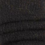 Luxury Knit Leg Warmers black Tabbisocks