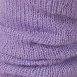 Luxury Knit Leg Warmers Lavender Tabbisocks