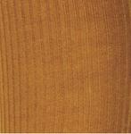 Classic Rib Textured Tights mustard tabbisocks