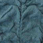 Ruched over the knee dusty aqua tabbisocks