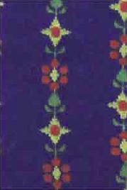 Tyrolean over the knee dark purple tabbisocks